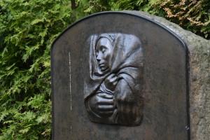 Grabstätte von Käthe Kollwitz. Foto: Ulrich Horb