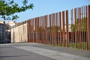 Mauergedenkstätte an der Bernauer Straße. Foto: Ulrich Horb
