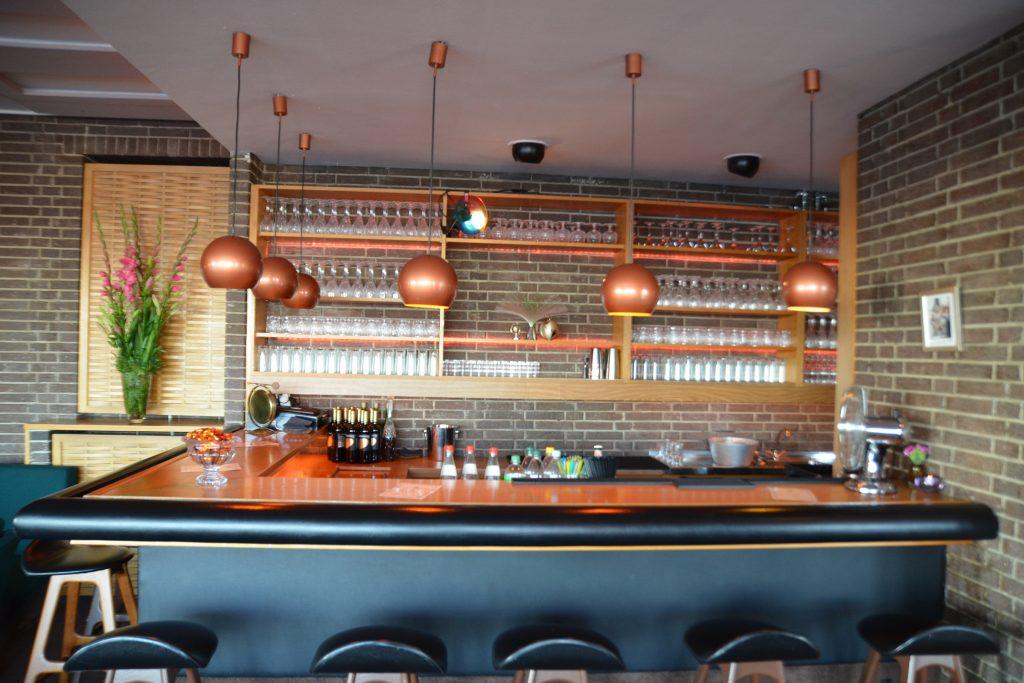 Blick in die Pan Am Lounge. Foto: Ulrich Horb