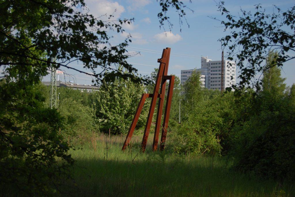Schöneberger Südgelände 2008. Foto: Ulrich Horb