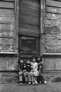 SO 36, Kinder. Foto: Ulrich Horb