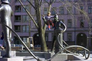 Mariannenplatz. Foto: Ulrich Horb