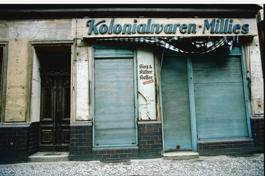 Kolonialwaren Oppelner Straße. Foto: Ulrich Horb