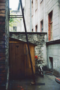 Sorauer Straße 19, SO 36. Foto: Ulrich Horb