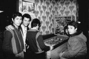 Türkische Jugendliche SO 36. Foto: Ulrich Horb