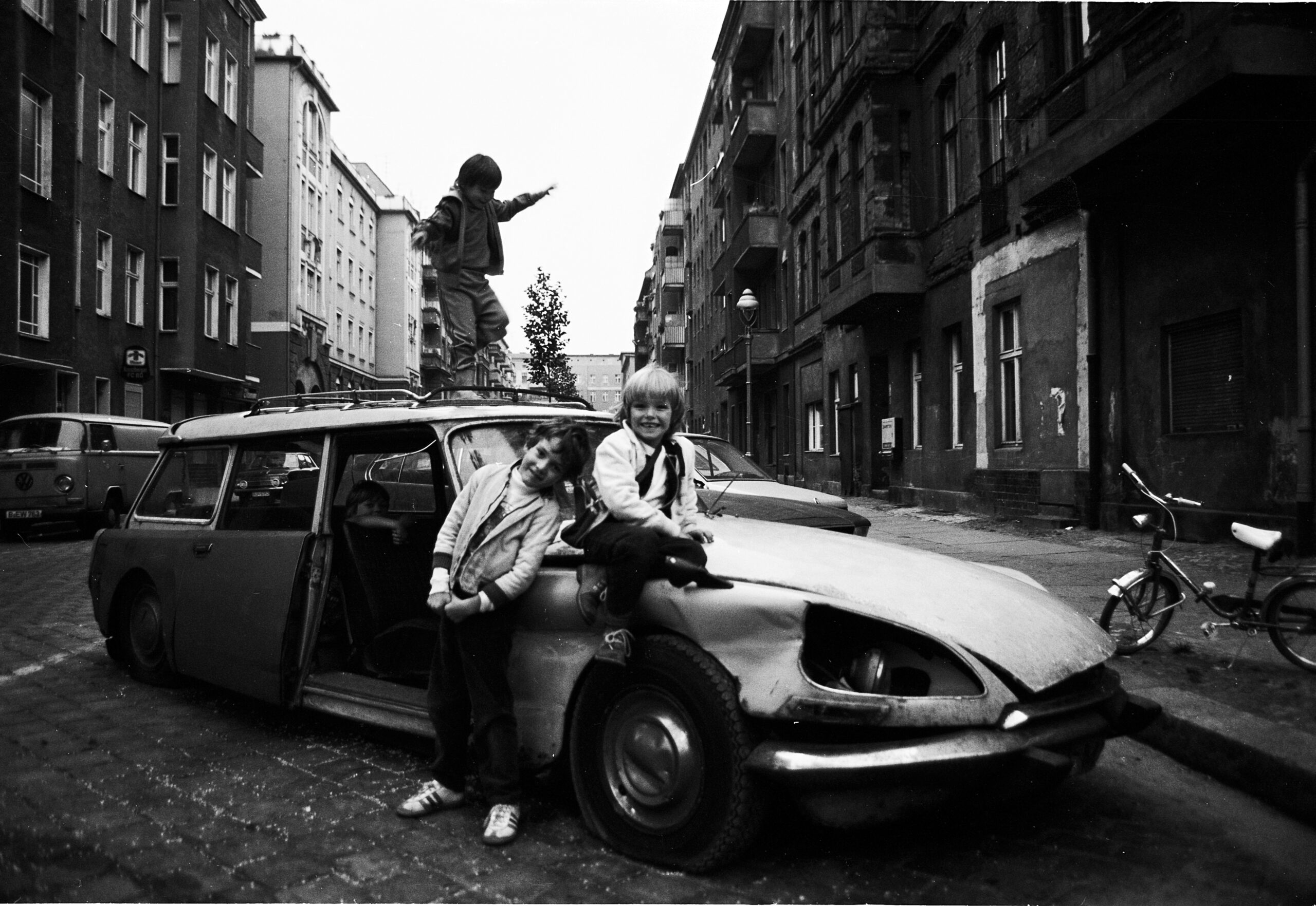 Müllenhoffstraße. Foto: Ulrich Horb