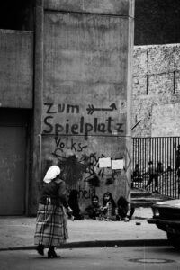 Dresdener Straße. Foto: Ulrich Horb