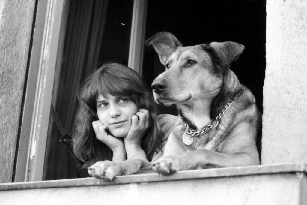 Ausblicke. 1984 im Kreuzberger Südwesten. Foto: Ulrich Horb