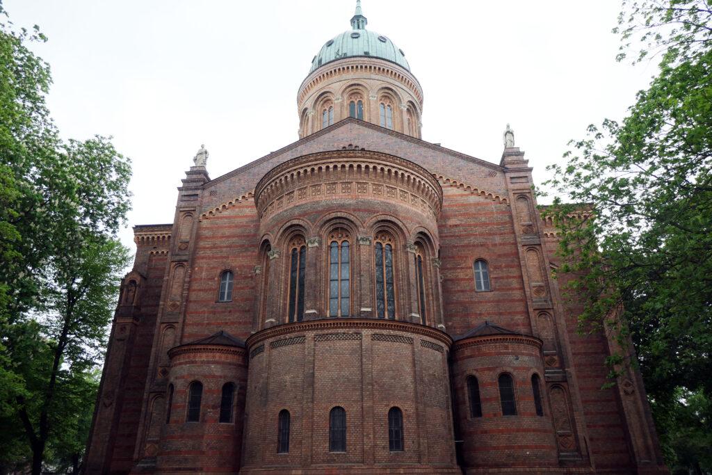 St.-Michael-Kirche. Foto: Ulrich Horb