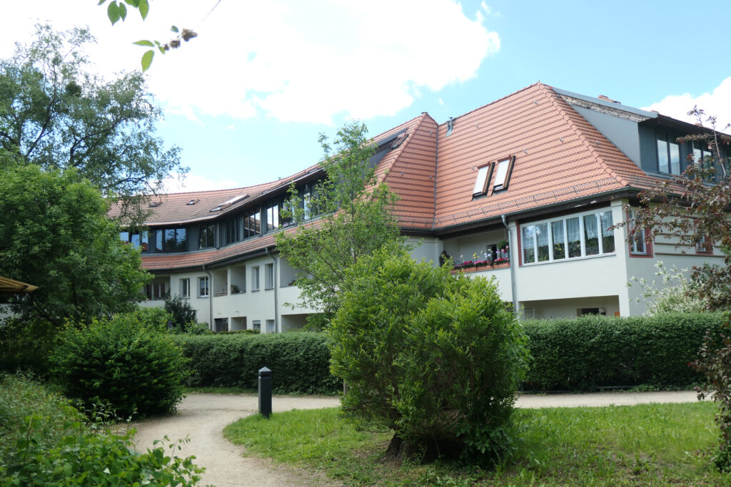 Dachgeschossausbau im Lindenhof. Foto: Ulrich Horb