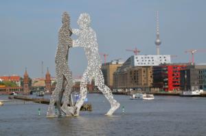 Molecule Man, Spree. Foto: Ulrich Horb