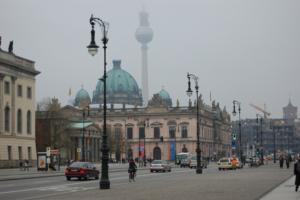 Unter den Linden. Foto: Ulrich Horb