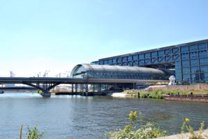Hauptbahnhof. Foto: Ulrich Horb