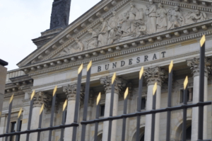 Bundesrat. Foto: Ulrich Horb