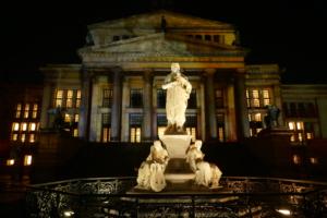 Konzerthaus am Gendarmenmarkt. Foto: Ulrich Horb