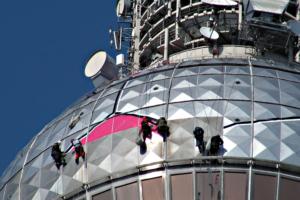 Fernsehturm. Foto: Ulrich Horb