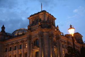 Reichstag. Foto: Ulrich Horb